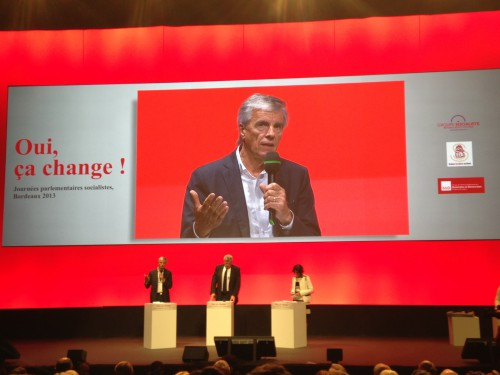 journées parlementaires socialistes,plf2014,finances locales