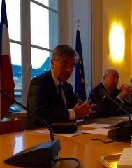 Audition György KAROLYI, ambassadeur de Hongrie en France oct 2015.jpg