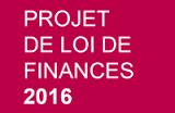 PLF 2016, dépenses, recettes, droite sénatoriale