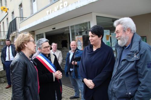 communes nouvelles ; françois marc ; saint-thegonnec
