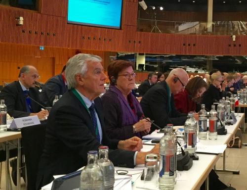 françois marc,luxembourg,conférence stabilité,assurance socile européenne,salaire unique européen