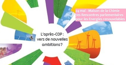 5es rencontres parlementaires sur les energies renouvelables