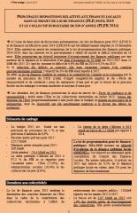 note orange, budget 2015