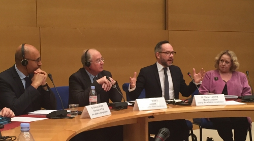 Michael Roth, Europe, Union européenne, France, Allemagne, social-démocratie, Europe fédérale